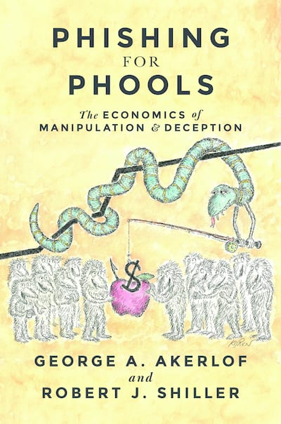 Phishing for Phools by George Akerlof and Robert Schiller  .jpg