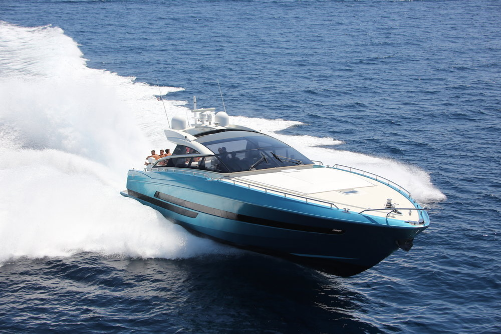LITTLE ONE GUESTS: 6 | CABINS: 3 | CREW: 2  LOA: 22.00m | SPEED: 42kn | PRICE: €27,000 p/w