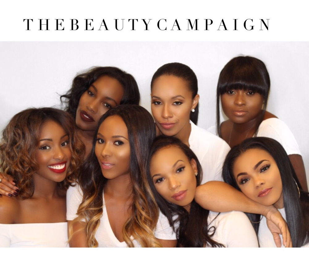 I know it has been a while, but we have been preparing for our biggest campaign yet and we are so excited to say that beauty campaign season is upon us! I know you have been asking and waiting for this day to come, and IT IS FINALLY HERE! The day where many lives were REVOLUTIONIZED is back and we teamed up with some of the most amazing women we could think of to spread the message of self love and together we are changing the way the world views beauty. Many of you know the origin of THEBEAUTYCAMPAIGN and how it started with a few of my friends campaigning together and challenge ourselves to focus on cultivating beauty from within. Well it was a HUGE success, and I am so happy to say that it is back and here to stay! Did you hear me ladies? It is back by popular demand and it is here to stay. We are putting inner beauty on the map and we are inviting you to join us on our official beauty campaign challenge on January 1, 2017. The campaign is a 30 day challenge designed to help women refocus and realign self value and self love to first start within. It is a time of refreshing, empowerment, and getting connected. Start your new year with us and register at teambeautycampaign@gmail.com