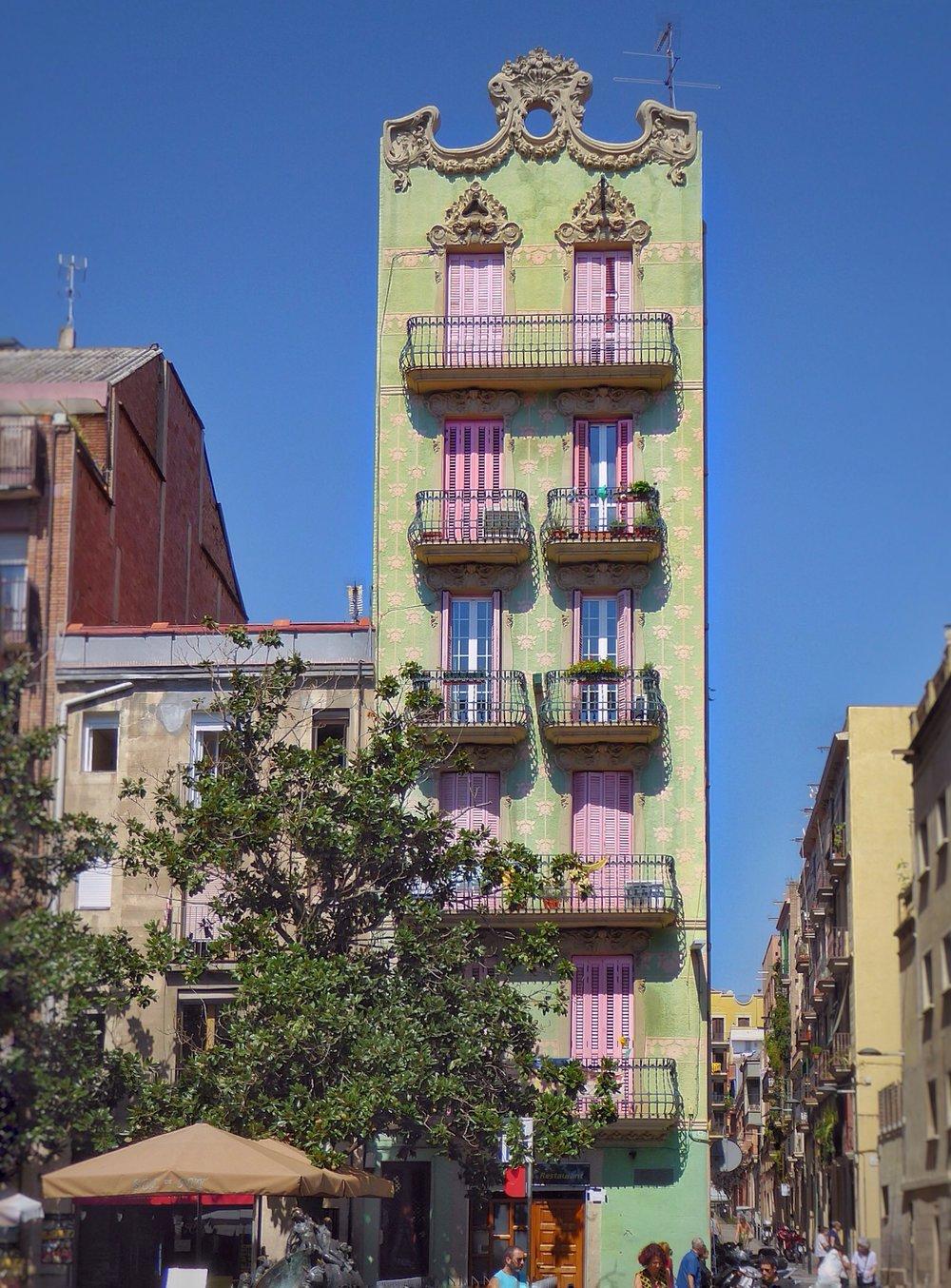 Barcelona, Gracia
