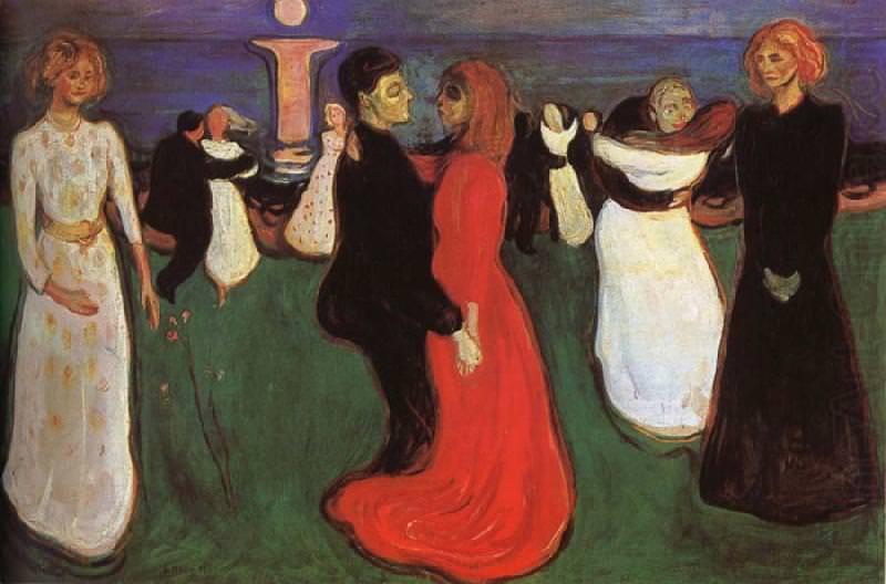 Dance of Life, 1899-1900 Norway