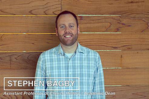 Dr. Steve Bagby