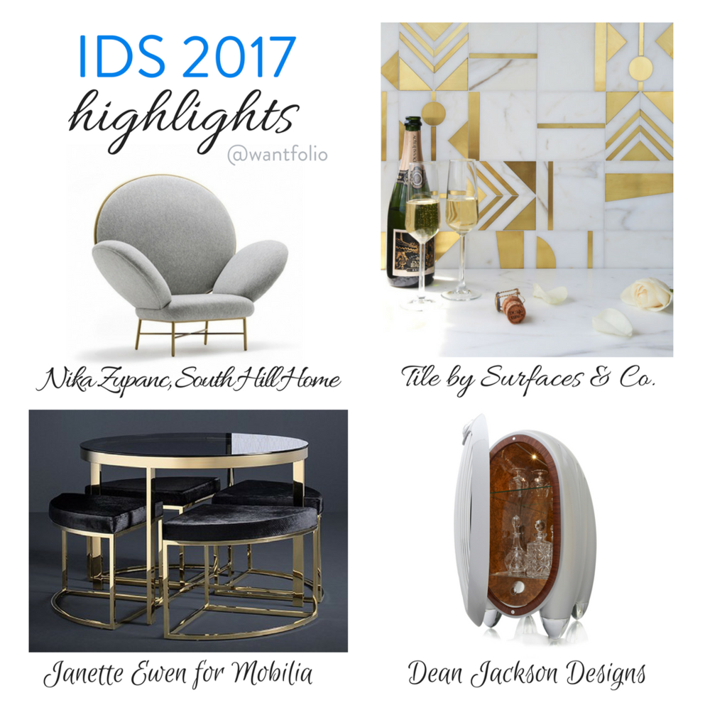 Interior Design Show 2017 Highlights — Want.Canada Blog
