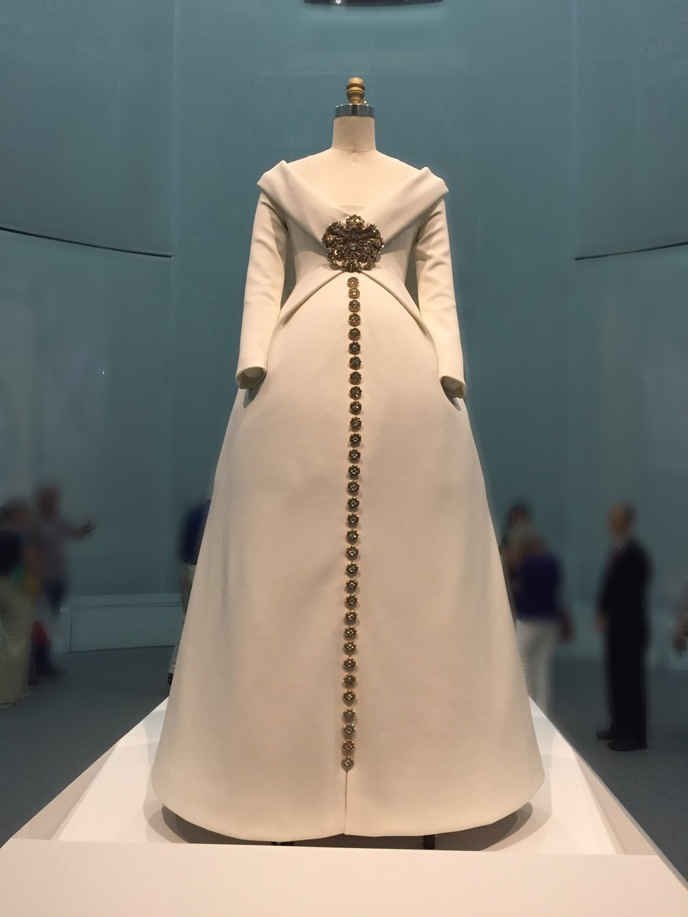 Wedding Ensemble, Karl Lagerfeld for House of Chanel, A/W 2014-15, haute couture