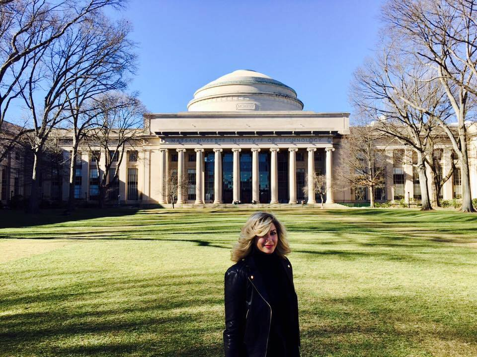 Carly at MIT