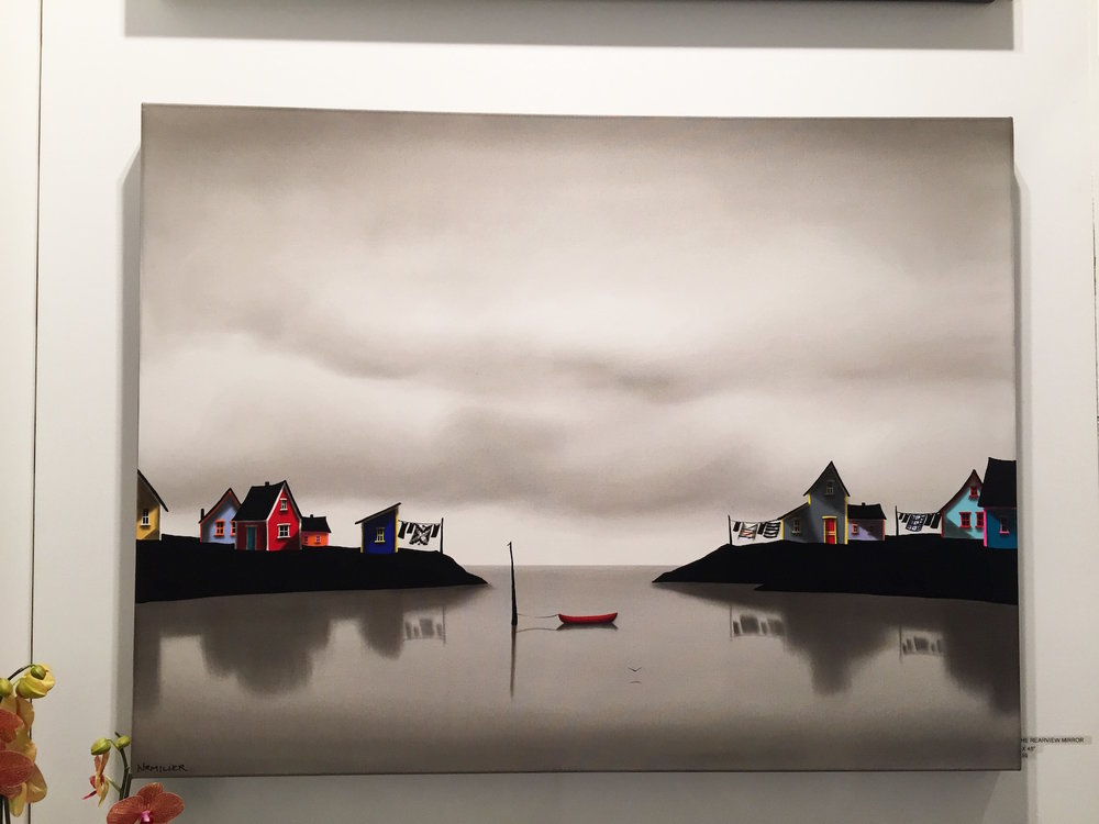 Natasha Miller - The West Isles, NB - Booth 123
