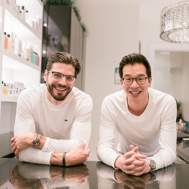 We're back with a new #WeWantToKnow feature! Today we're shining the spotlight on Caryl Baker Visage @cbvisage and its CEO Nathan Tam (right) and President Justin Dumitrescu (left). Find out how these two are bringing this reputable and established brand to a new generation. Read the article at www.wantfolioblog.com or link in profile.  #wantcanada . . . . . #carylbaker #carylbakervisage #cbvisage #skincare #skincarespecialist #skincarespecialists #facial #facials #facialcare #beauty #canadianbeauty #skincaresalon #facialsalon #trybeforeyoubuy #canadianbusiness