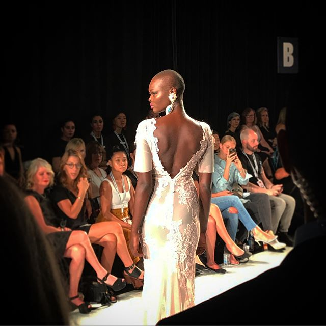 This model was stunning in this gorgeous bridal gown by @zoffranieri! Swipe to see more looks from the runway at @tfw. #wantcanada . . . . . #tfw #torontofashionweek #torontofashion #fashiontoronto #yorkville #yorkvillevillage #ss19 #springsummer2019 #fashion #fashionshow #fashionshows #runway #runwayfashion #runwaymodel #runwaymodels #canadianfashion #wearcanadaproud #tofw #zoff #bridalwear #bridalgown #bridalfashion
