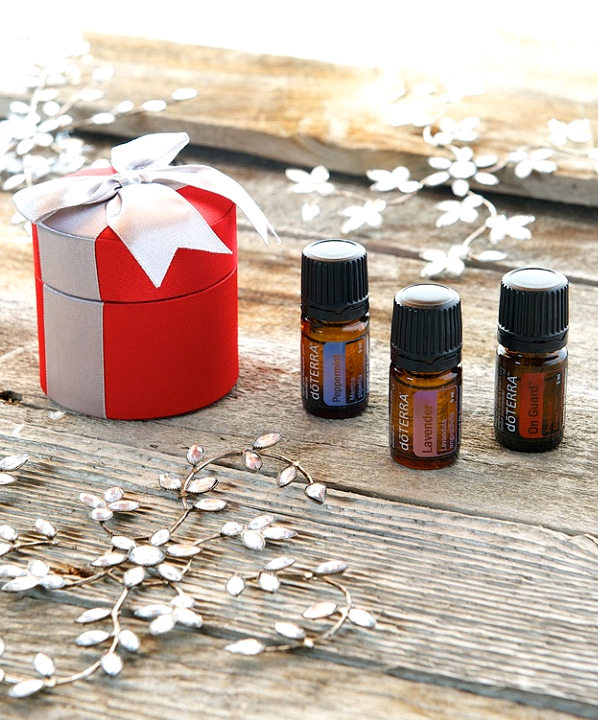 Get some great Christmas gift options in the doTERRA Christmas range!