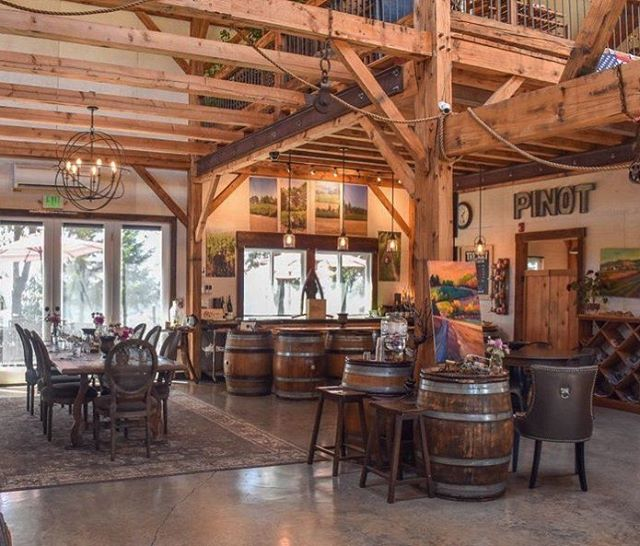 Tresori Vineyards has been named by Forbes as a 'Can't Miss Tasting Experience in the Willamette Valley!' They loved our rustic-elegant tasting room built from reclaimed barn wood as well as the intimate tastings provided by Dave. See bio for a link to the article, and come see us soon!
