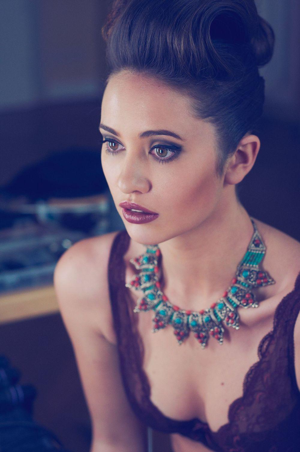 model  Thijsiena  hair   Marco Arena & Team   make-up  Anette Zieske / Döndü Avan