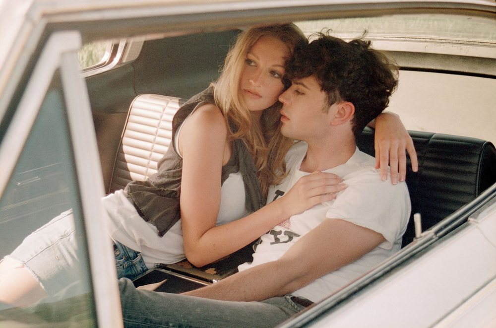 models   Hannah  &  Dominik   hair & make-up   Sabine Bierschenk   styling  Corinna Saric  car  Alex
