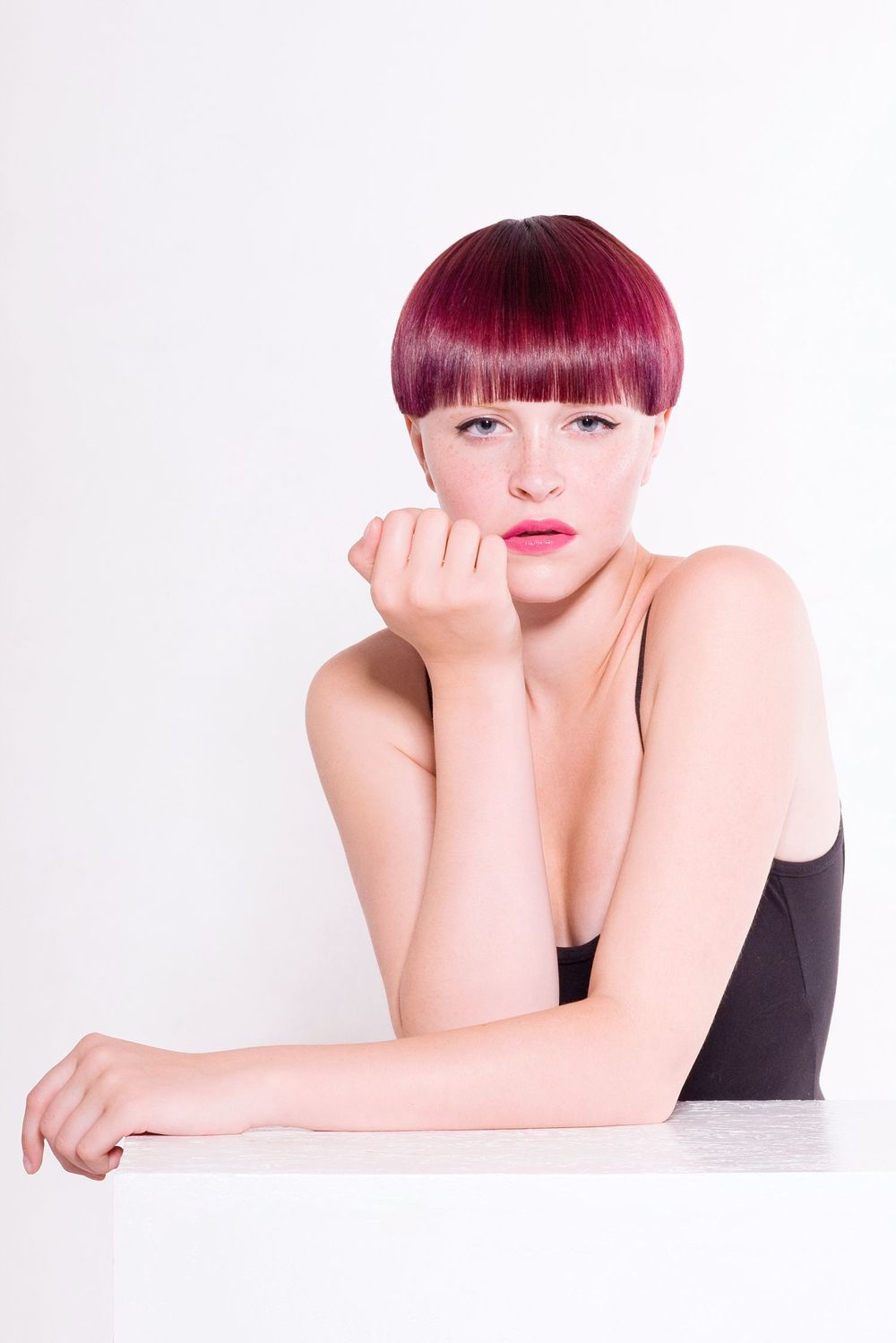 model   Sissi   hair   Marco Arena & Team   make-up  Ira Möller Take a look into the   gallery  !