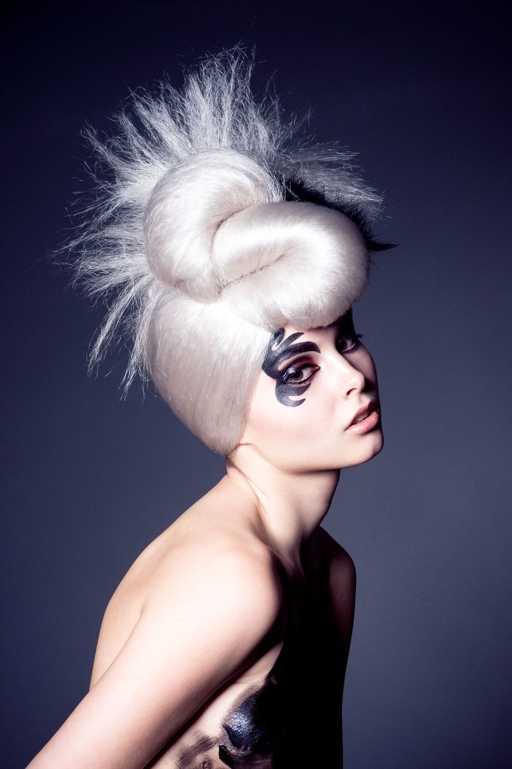 model  Ayla  hair   Marco Arena & Team   make-up  Ira Möller Take a look into the   gallery  !