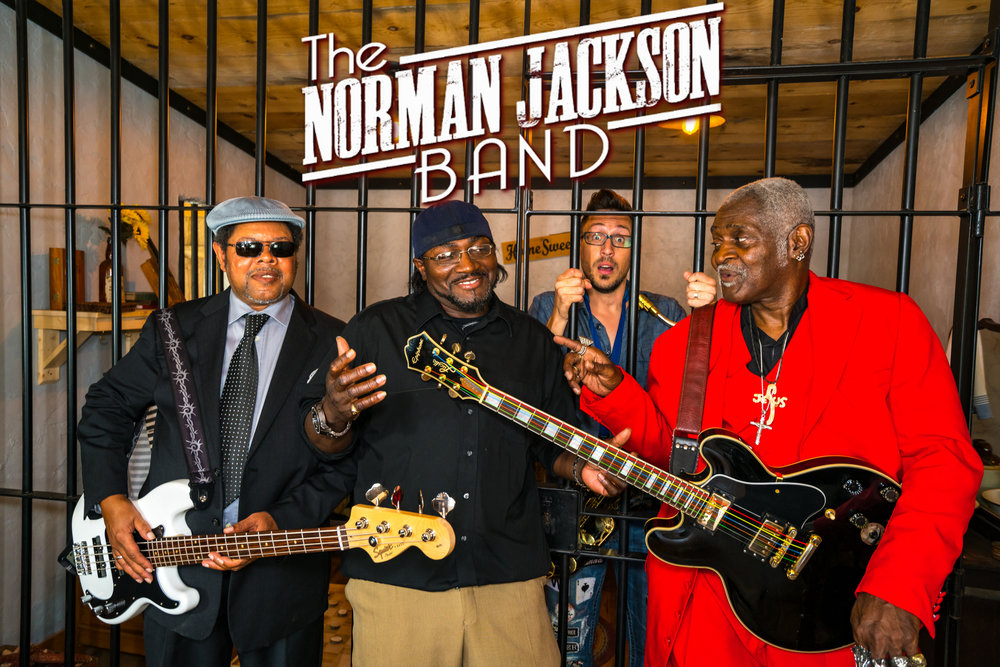 the norman jackson band - Blues.jpg