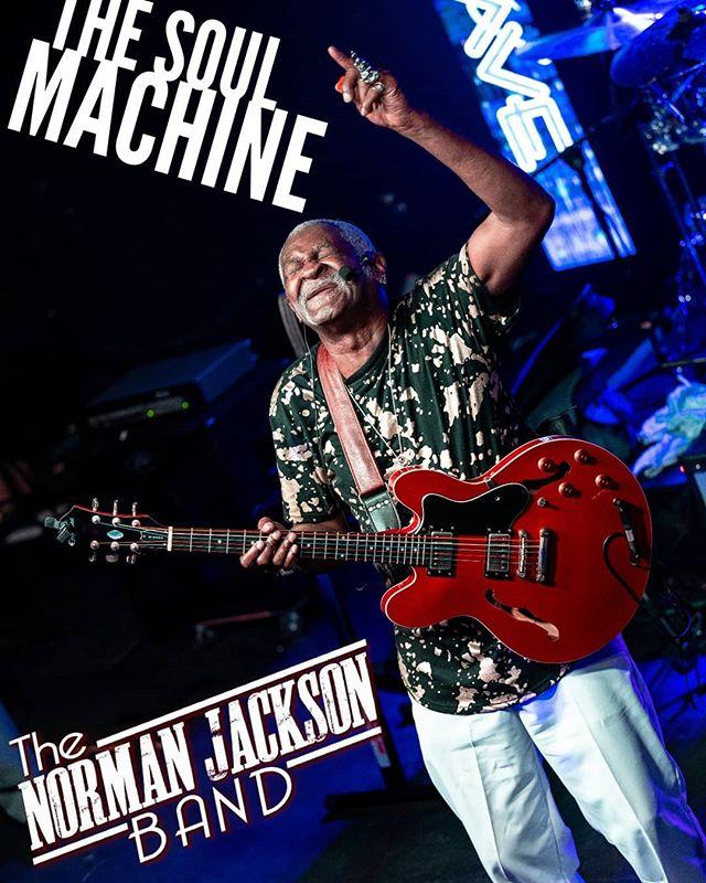 See the Soul Machine Norman Jackson when the Norman Jackson Band comes to your town.  TheNormanJacksonBand.com SEPTEMBER #conwayarkansas #memphis  #branson #westplains #kansascity