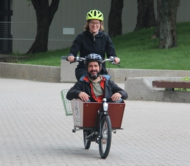 (In Backfit Bicycle Box)