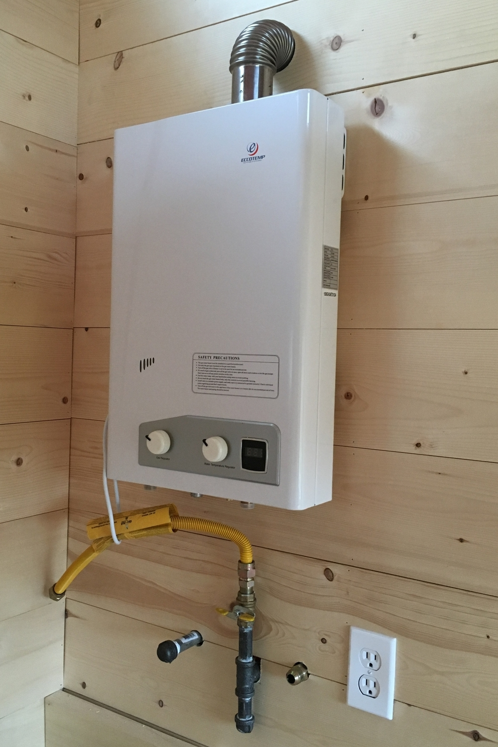 Eccotemp Hot Water Heater