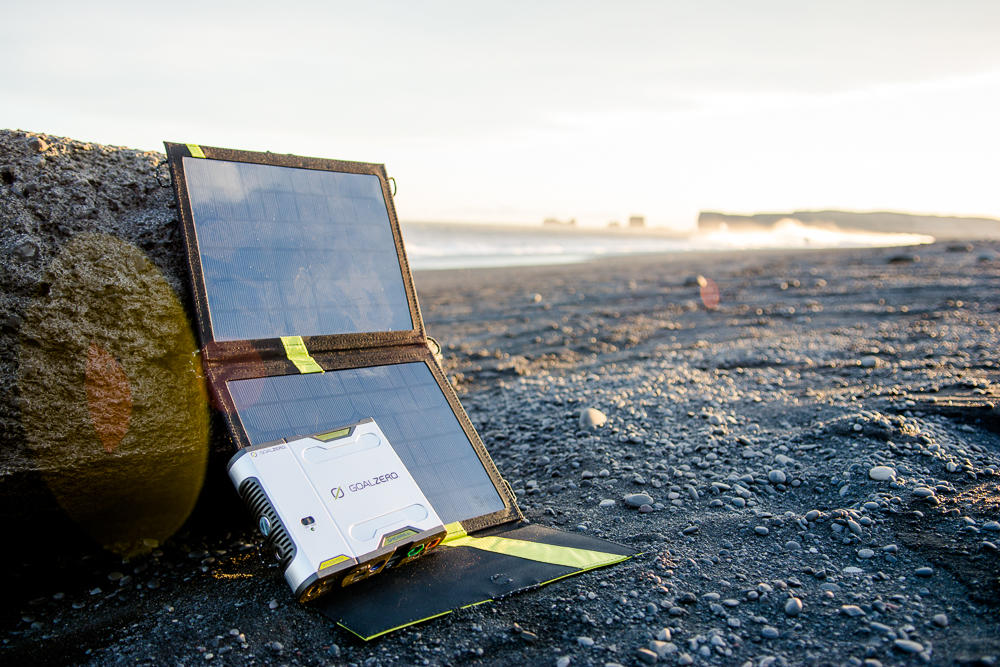 Goal Zero Sherpa 50 Lifestyle 1 | Tiny Solar Generator | Tiny Life Supply.jpeg