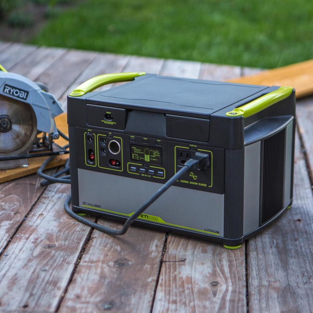 Yeti 1000 Lithium Lifestyle 1 | Tiny Solar Generator | Tiny Life Supply.jpeg