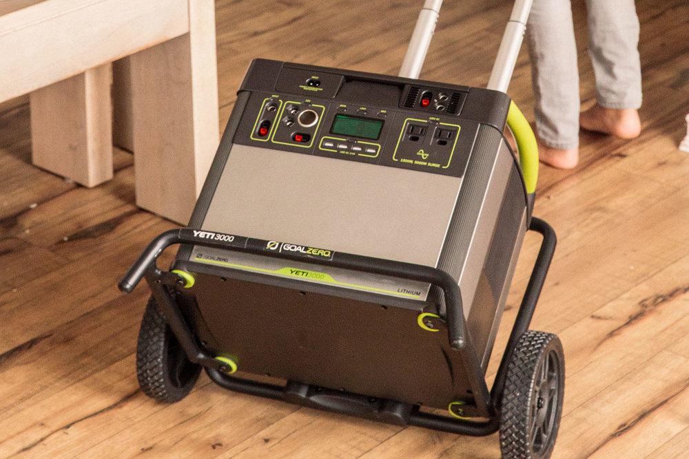 Goal Zero Yeti 3000 Lifestyle 2 | Tiny Solar Generator | Tiny Life Supply.jpeg