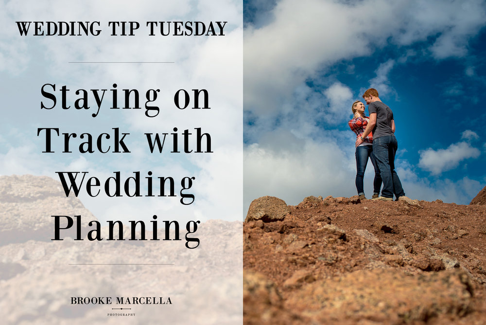 My Top 5 Tips on Staying on Track with Wedding Planning