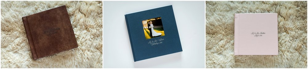 Turning digital photos into prints and professional wedding albums through KISS Books.