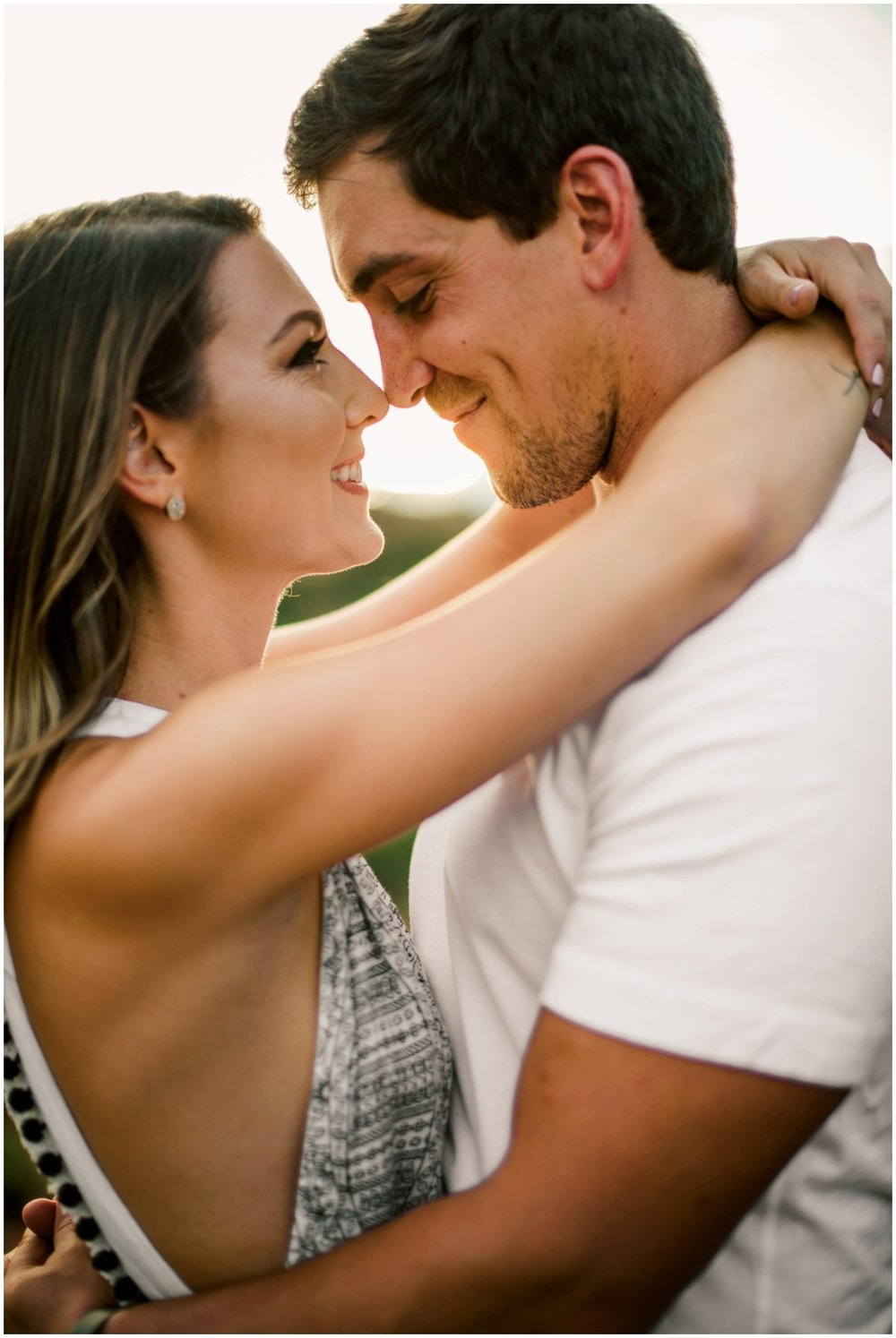 Engagement photos in Sedona, Arizona.