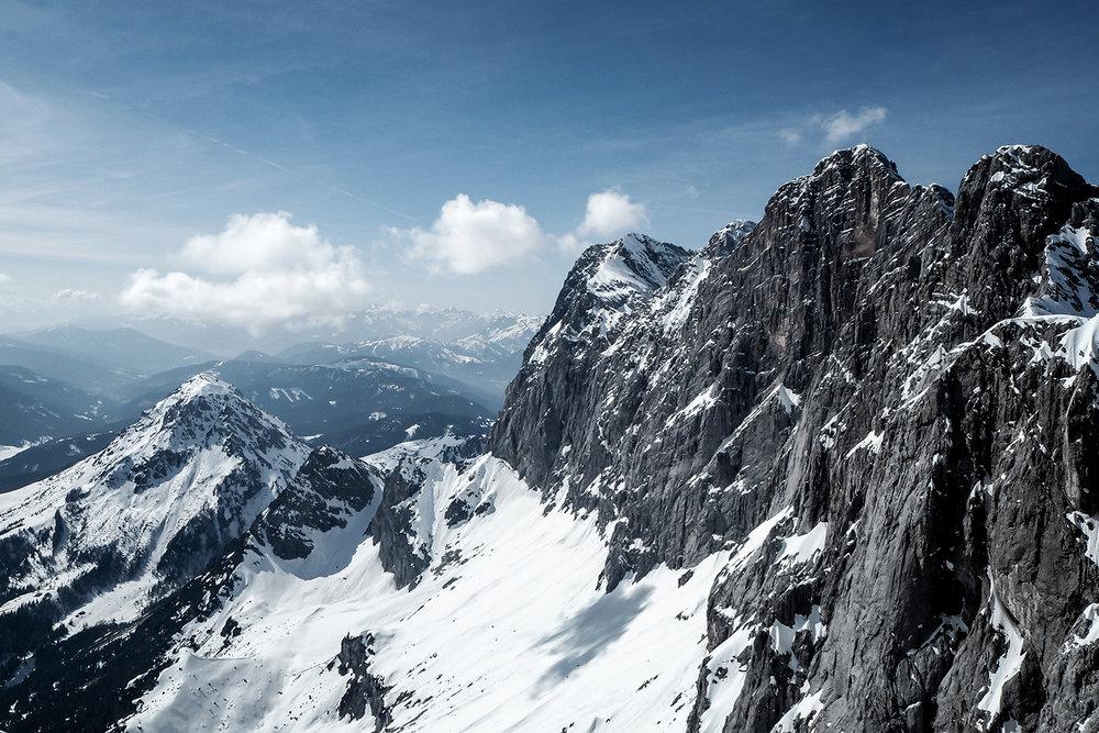 Dachstein in Austria