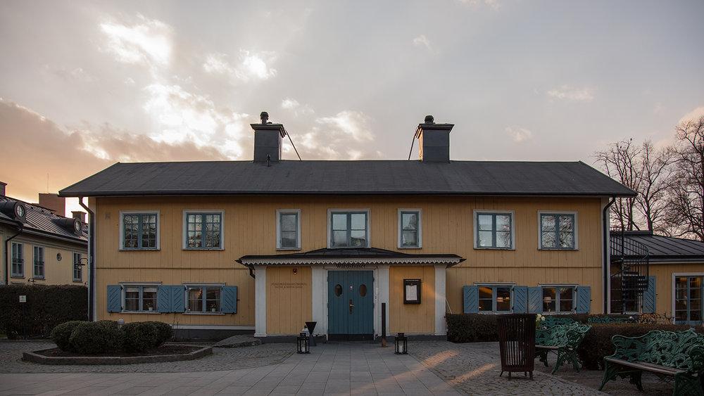 STALLMÄSTAREGÅRDEN Restaurant & Hotel, Design Hotels