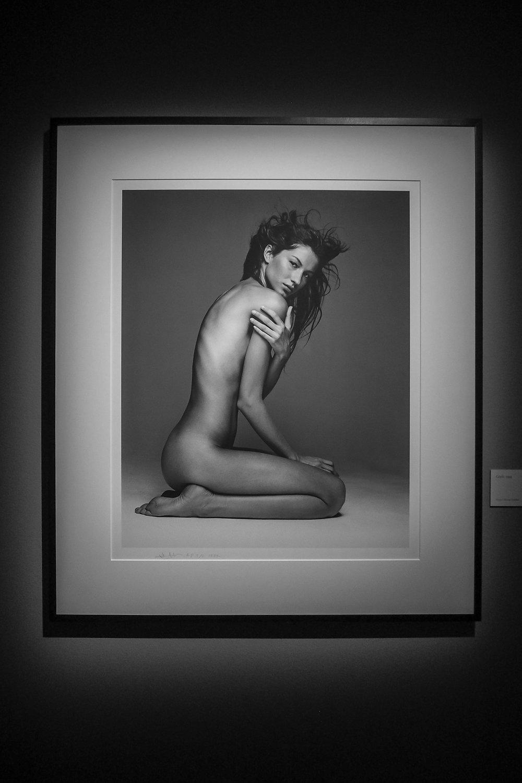 Fotografiska Museum, Gisele Bundchen by Patrick Demarchelier
