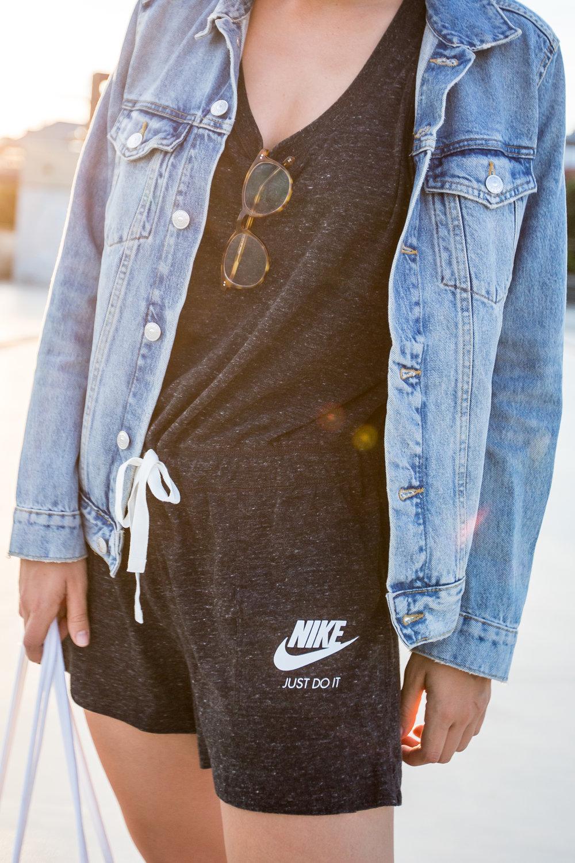 Nike Playsuit