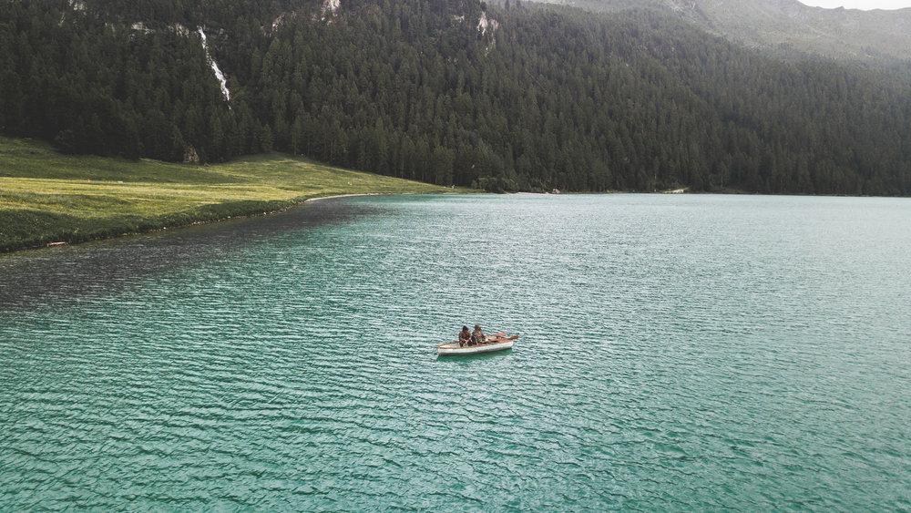 Silvaplana, St. Moritz, Switzerland