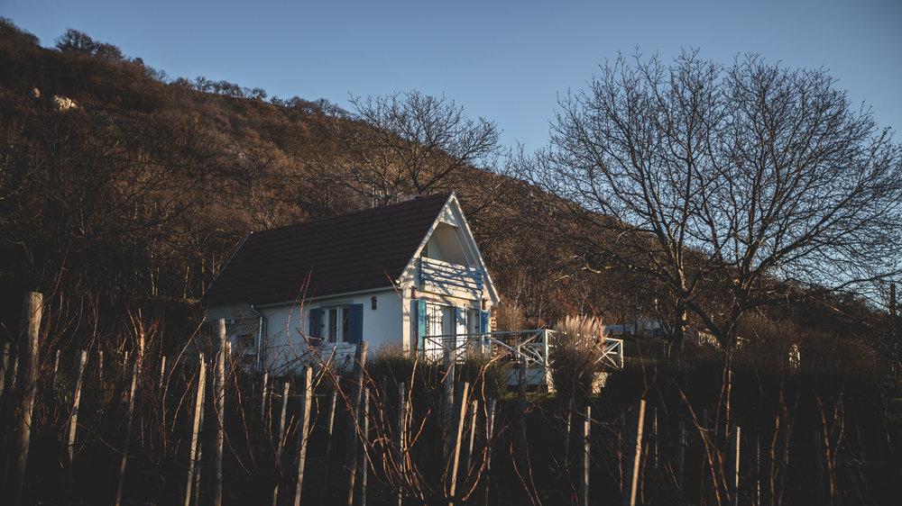 Catherine's Cottages, Csákberény, Hungary