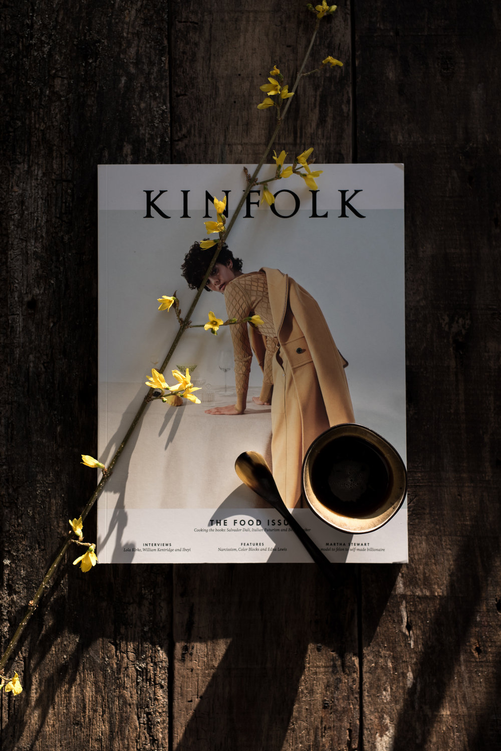 Kinfolk Magazine, Let It In, Inspirationholic