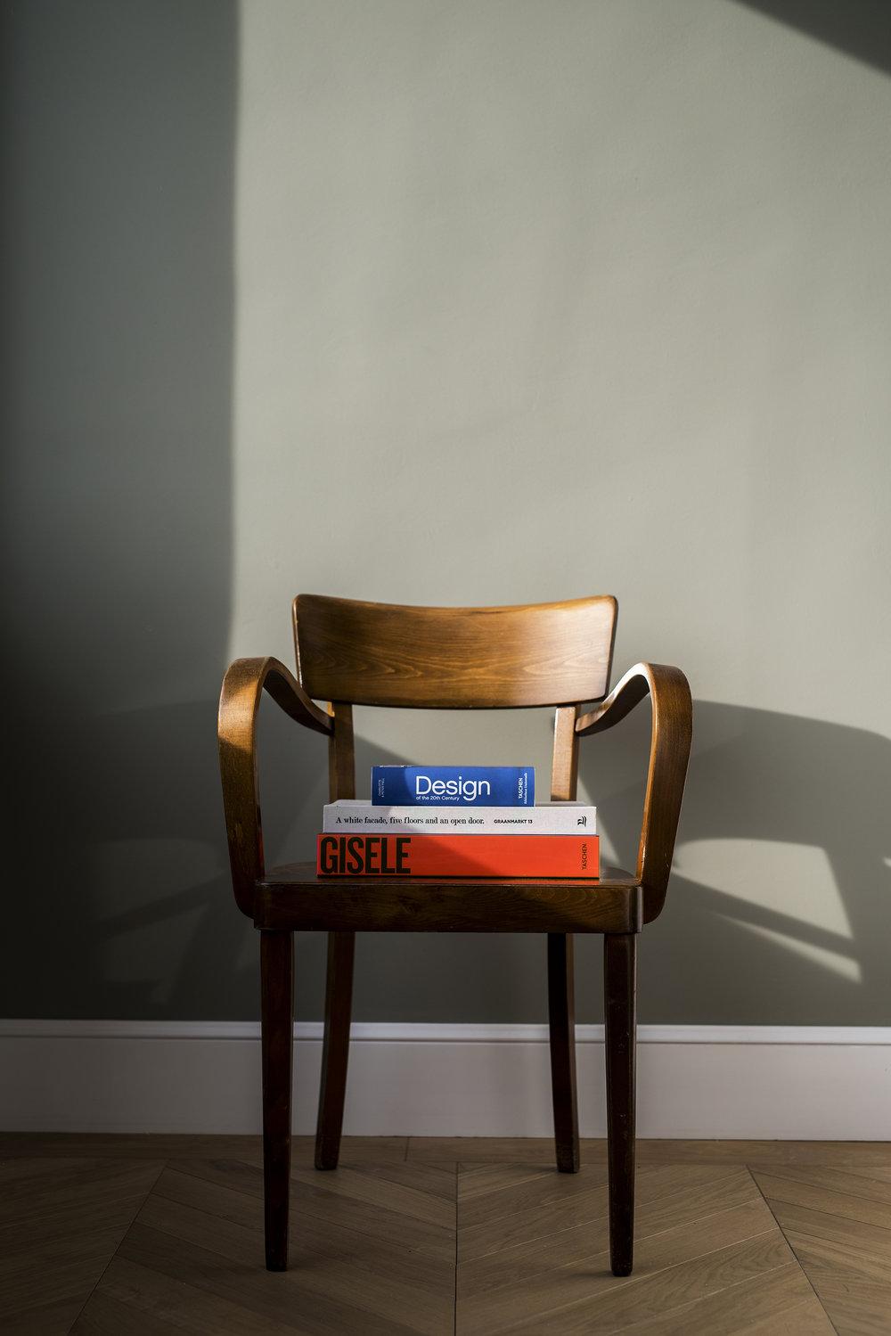 Vintage Chair, Möbelkunst