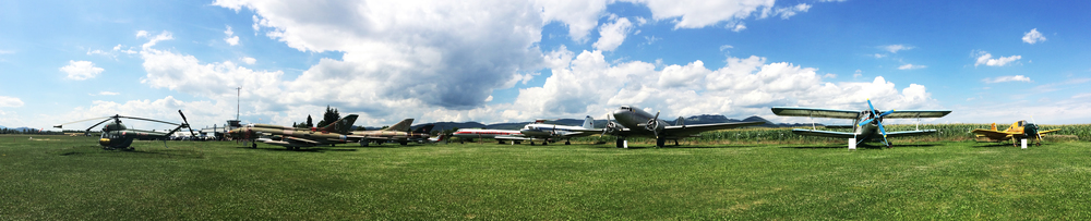 Slavnica Aviation Museum