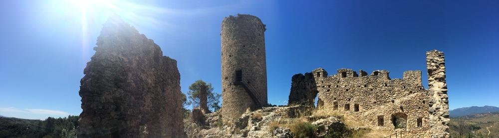 Las Escuales Castle
