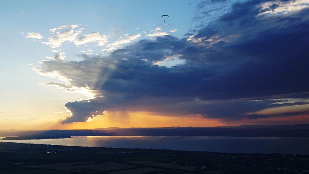Lake Balaton Skydiving