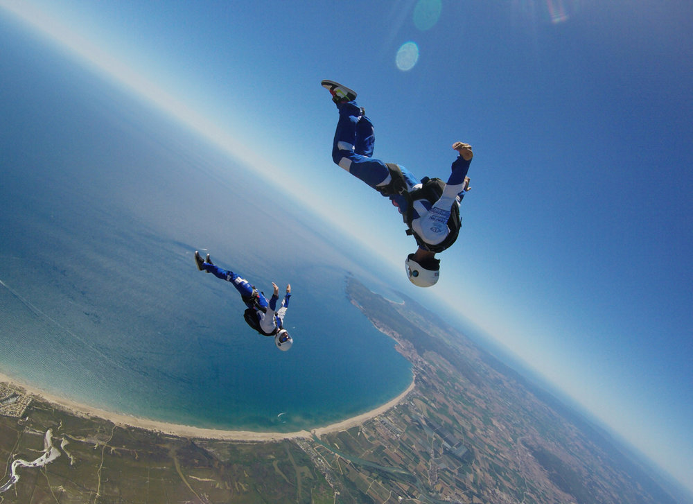 Freefly Training Empuriabrava