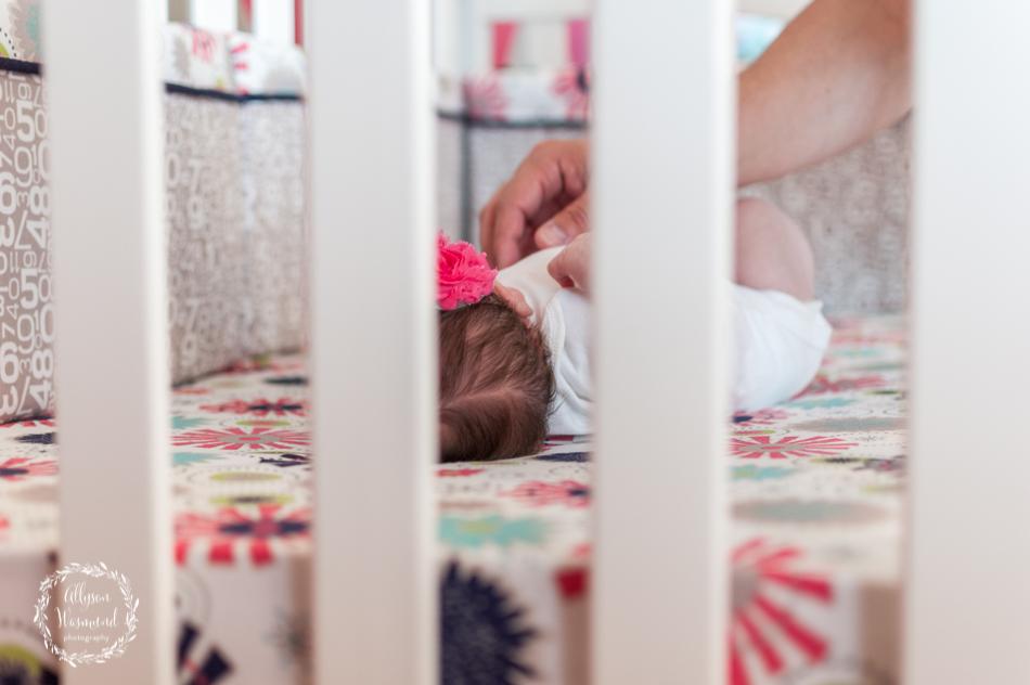 St. Paul Newborn Photographer | Lifestyle Newborn Photography | Allyson Wasmund Photography