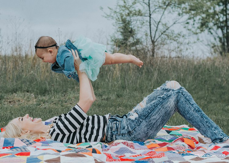 hudson wisconsin family session