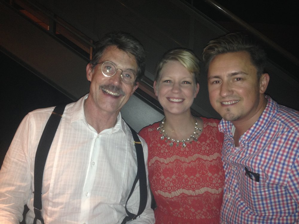 Copy of With celebrity chef Rick Bayless
