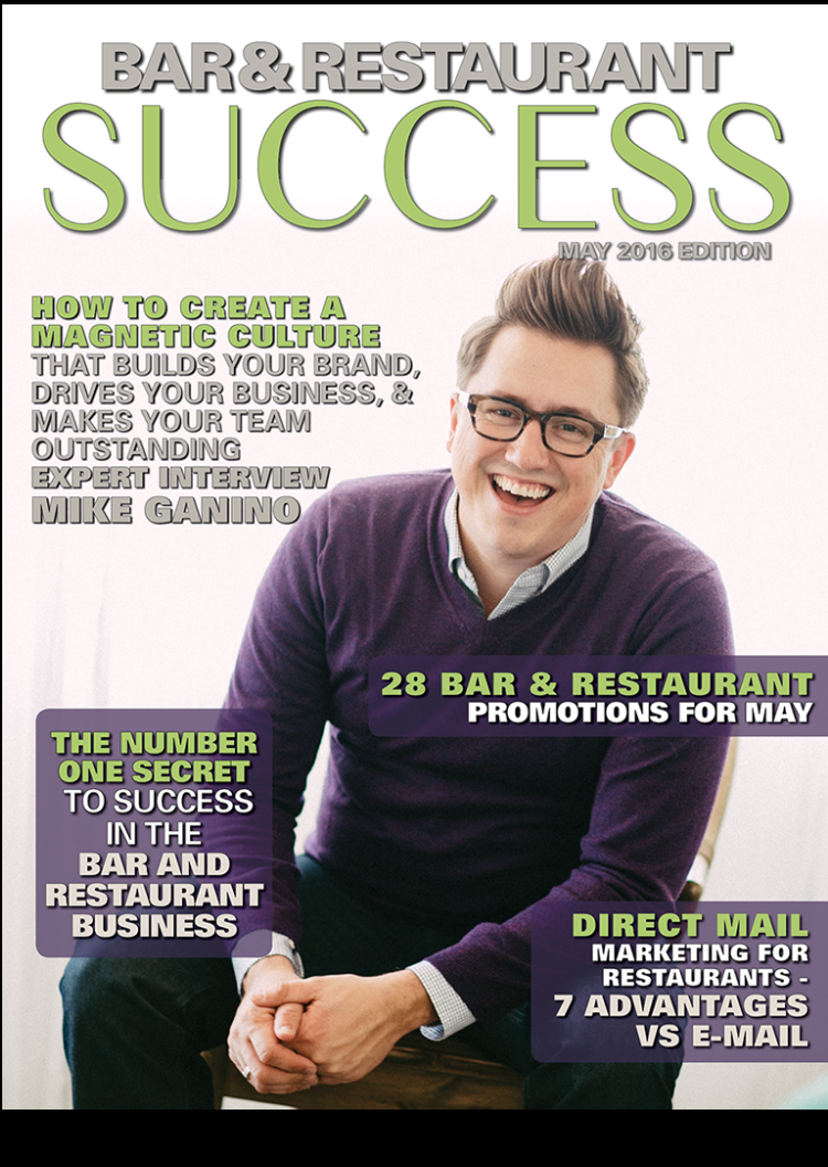 Copy of Bar & Restaurant Success Cover