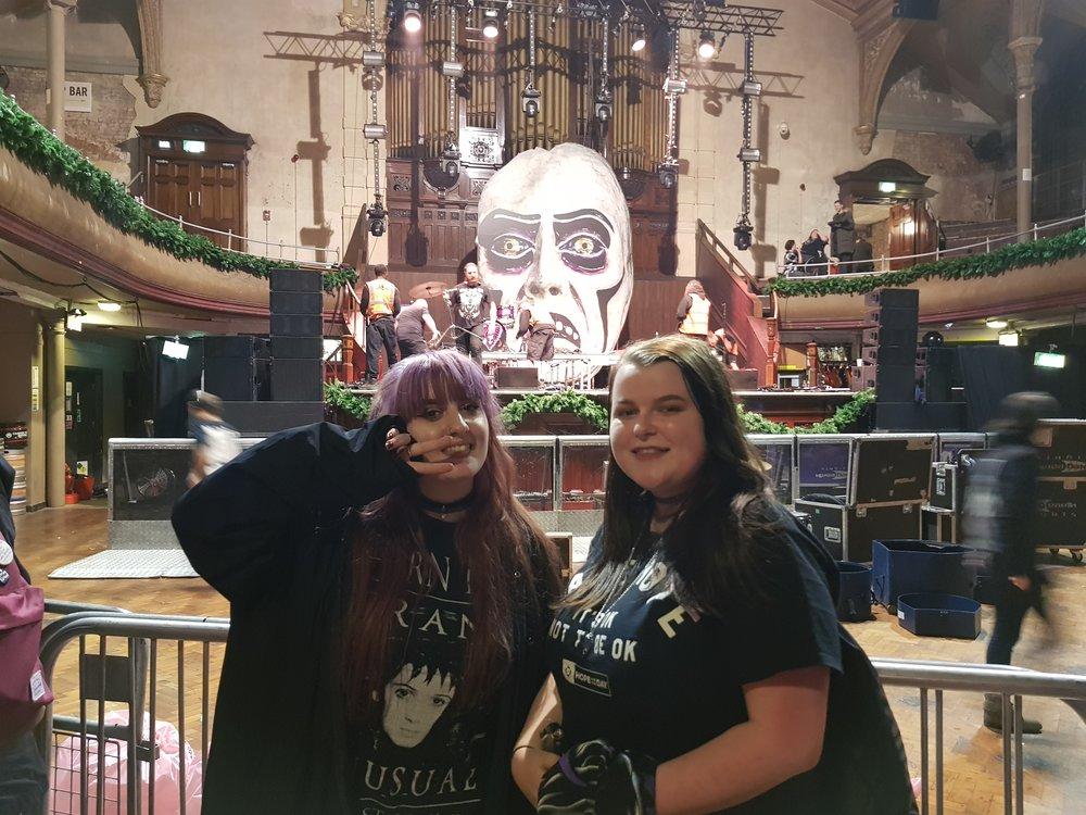 Thea & Mia in Manchester