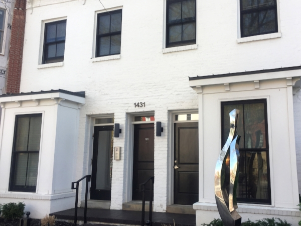 1431 11th Street NW #302 | Washington, DC   Sold for $497,500