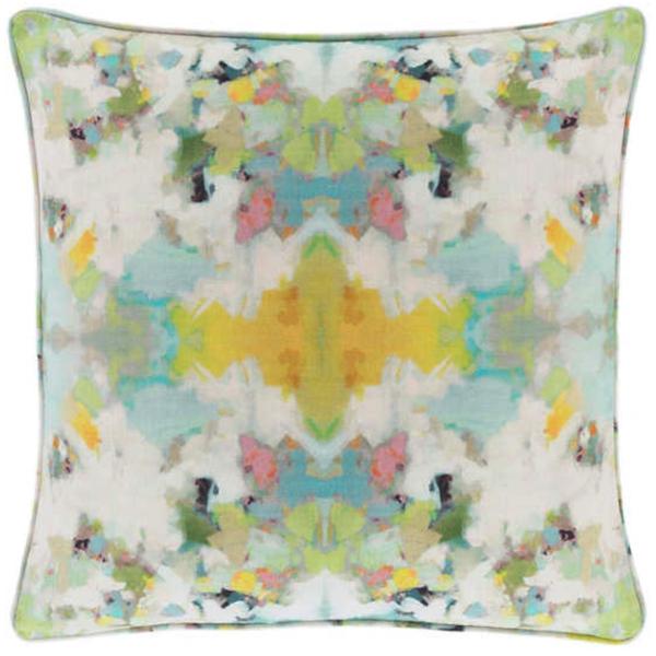 Linville Linen Decorative Pillow (Annie Selkie)
