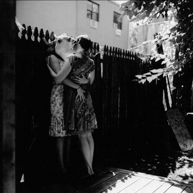 LOVE. Love your lovers, love your men, love your women, love your animals, love your earth. Just LOVE. #letyourlovelightshine #womanhood #girlhood #mediumformat #womeninphotography #womeninthearts #girlgazing #girlgaze #colleenlongocollins #tenaciousnostalgia #film #blackandwhitephotography #brooklyn #williamsburg #newyork #rolleiflex #backyardlounging