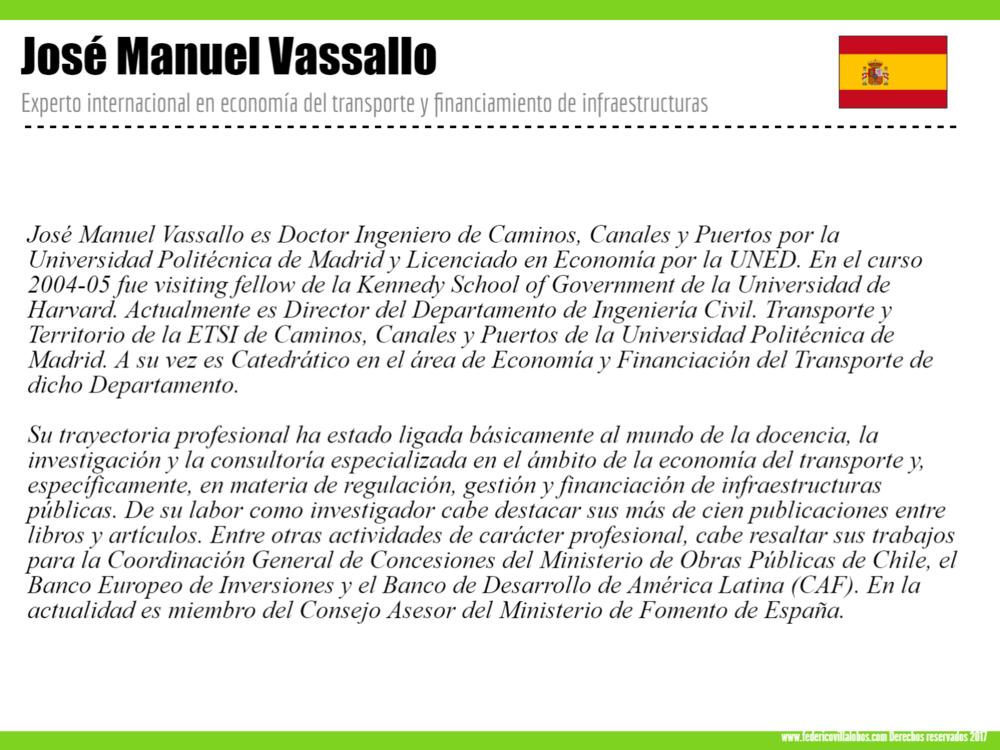 Jose Manuel Vassallo
