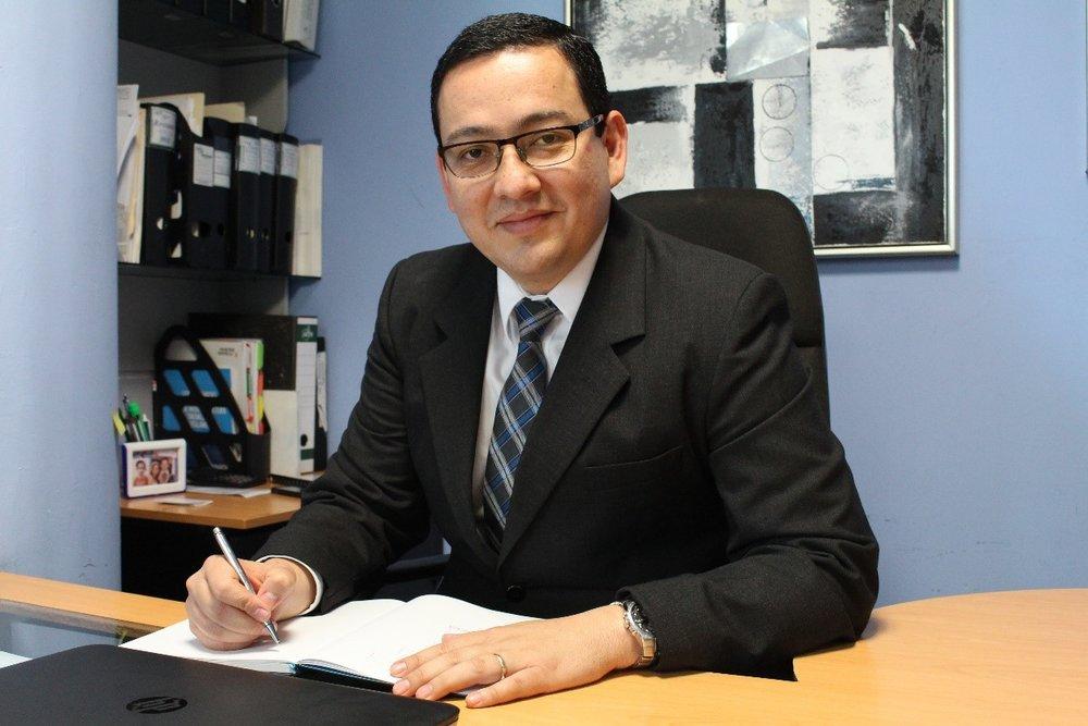 Roberto Sagastume - Director Ejecutivo ANADIE